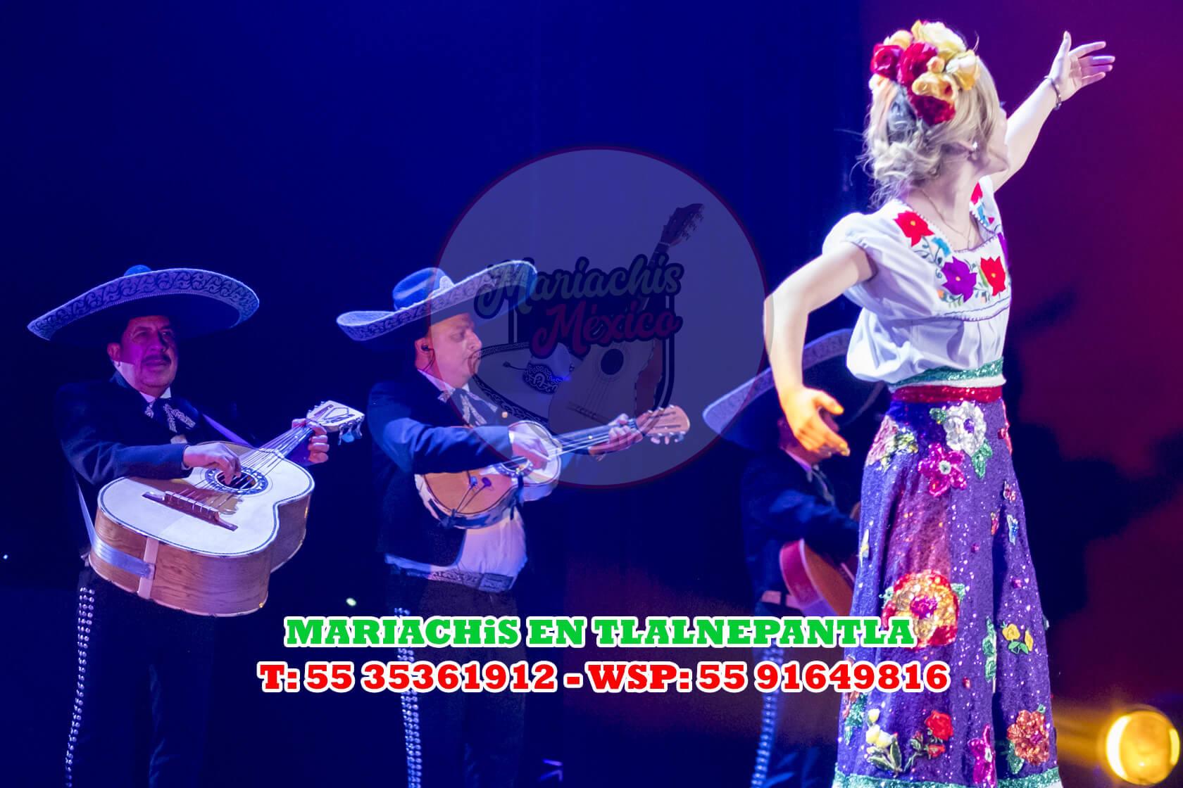 Mariachis en Tlalnepantla